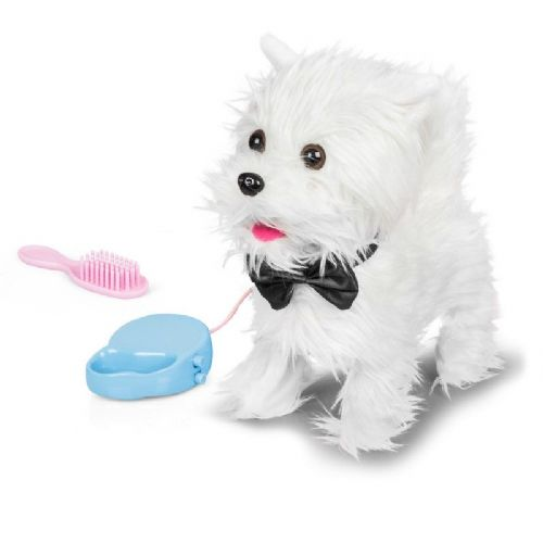 Kids Tobar Walking Westie Pretend Puppy Dog Toy Gift